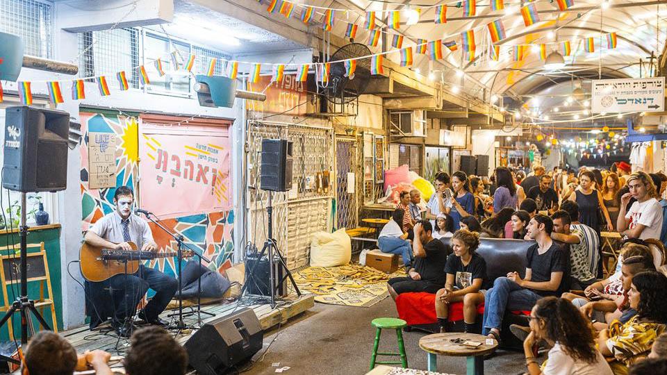 ״ליצור תרבות מקומית, שתיקח גם משימות קהילתיות״